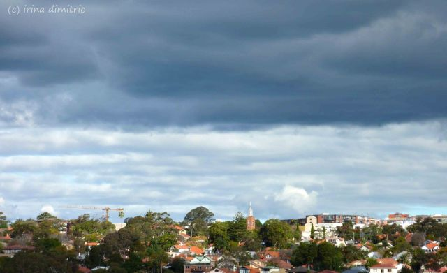 Dark Clouds - Two Perspectives – Kintsugi Poets Society BlogHop Day 7