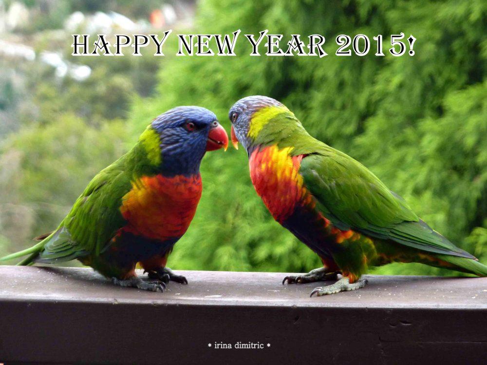 Happy New Year! -Tanka