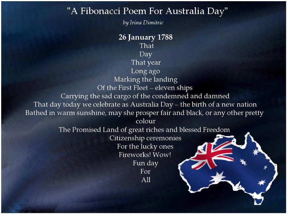 Essay about australia day
