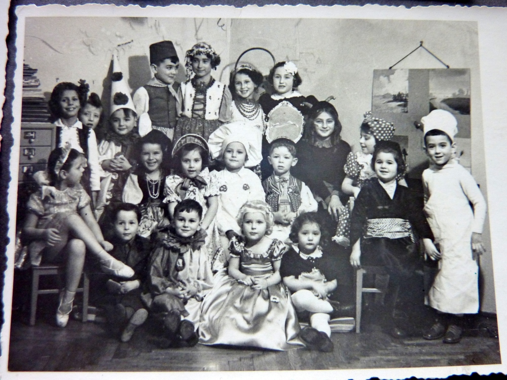 Growing Up In The 1940s